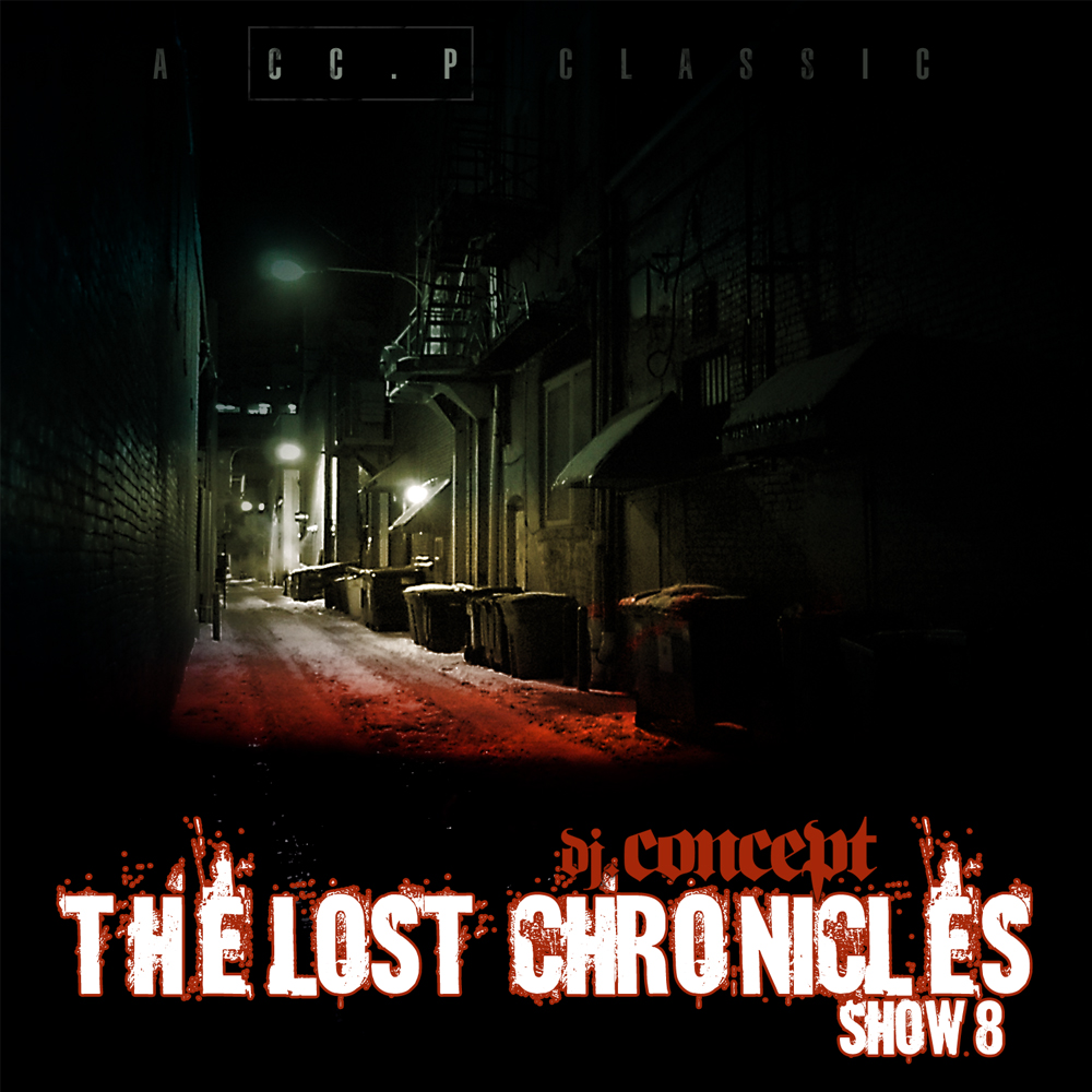 DJ Concept - The Lost Chronicles 8